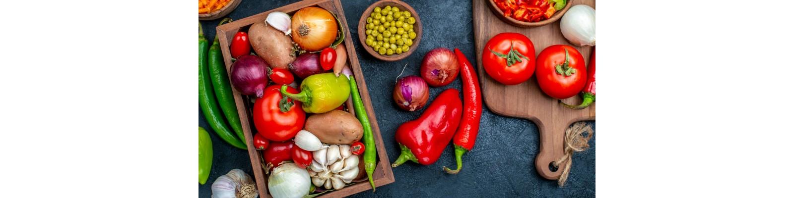Legumele, fructele si vitamina C