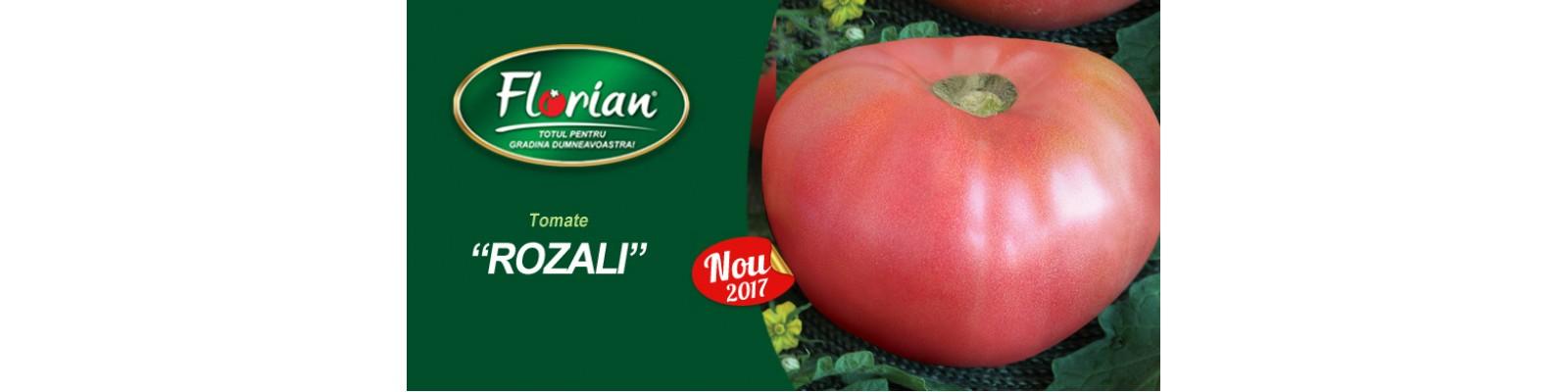 Un soi nou de tomate - Rozali