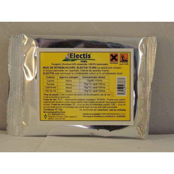 Fungicid Electis 75 WG, 20 kg, Gowan