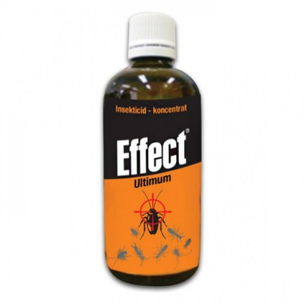 Effect Ultimum, biocid-insecticid special, 100 ml, Unichem