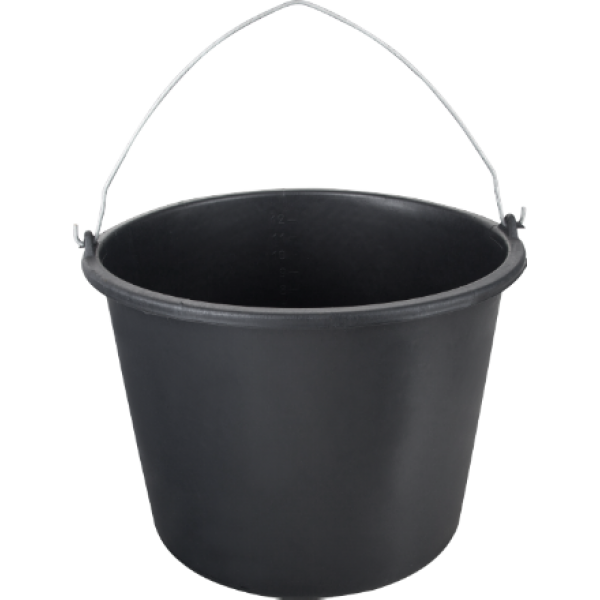 Galeata pentru mortar, volum 12 litri, Evotools
