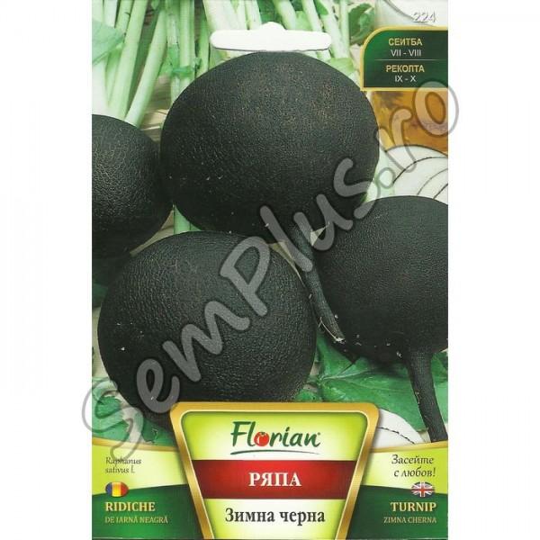 Seminte de ridichi negre de iarna, Florian, 100 grame