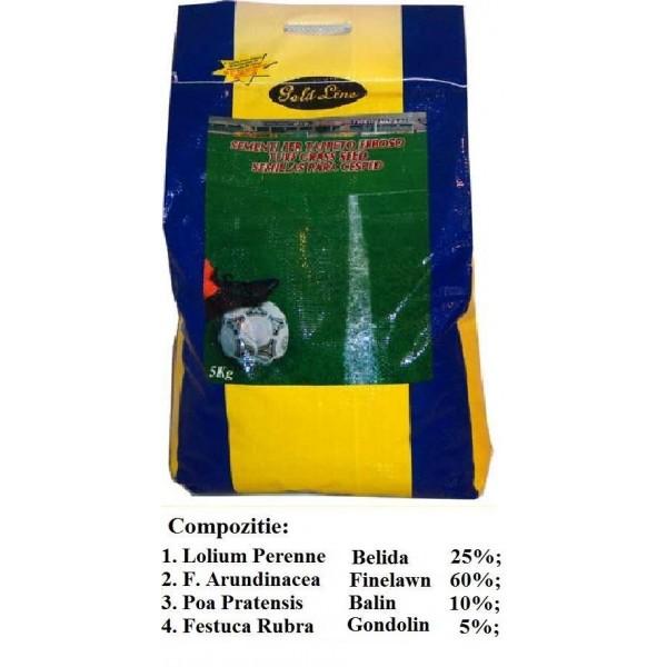 Seminte de gazon pentru sport - 5 Kg