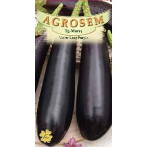 Seminte de vinete Long Purple, 2 grame