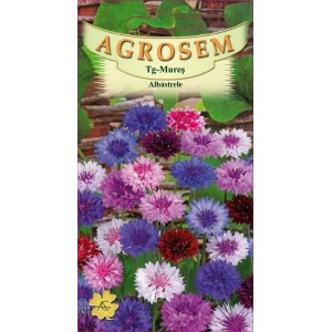 Seminte de flori Albastrele mix, 0,80 grame