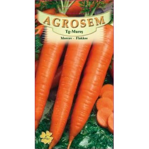 Seminte de morcovi flakkee, 100 grame, Agrosem