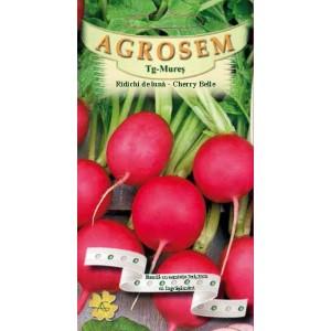 Banda cu seminte de ridichi cherry belle - 3 bucati