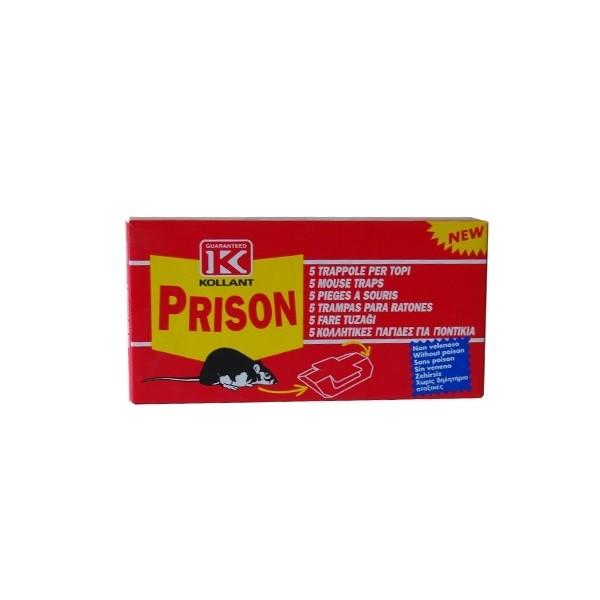 Capcana adeziva pentru soareci Prison