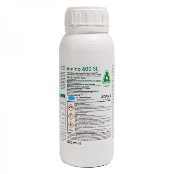 Erbicid Amino, 600 SL, 5 litri, Adama