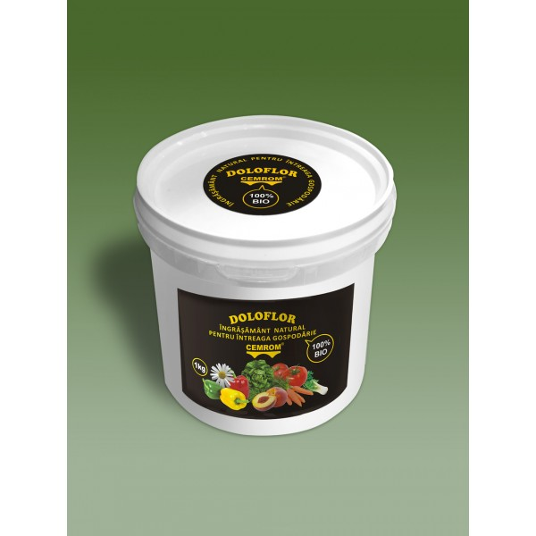 Ingrasamant natural Doloflor, 2,5 Kg