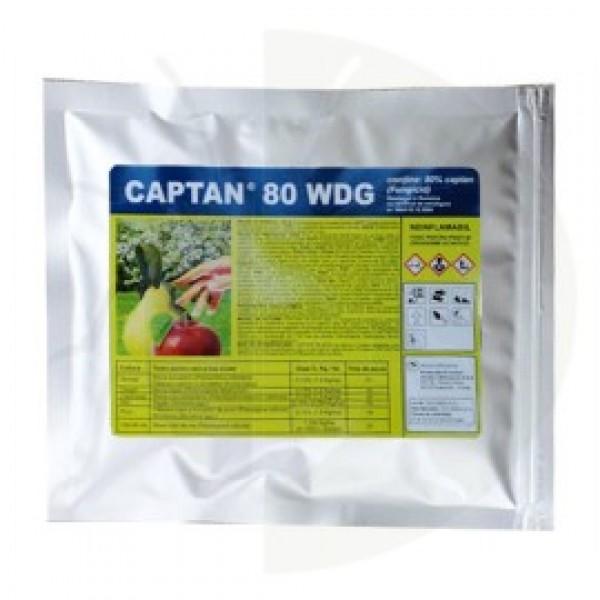 Fungicid Captan 80 WDG, 25 grame, Arysta