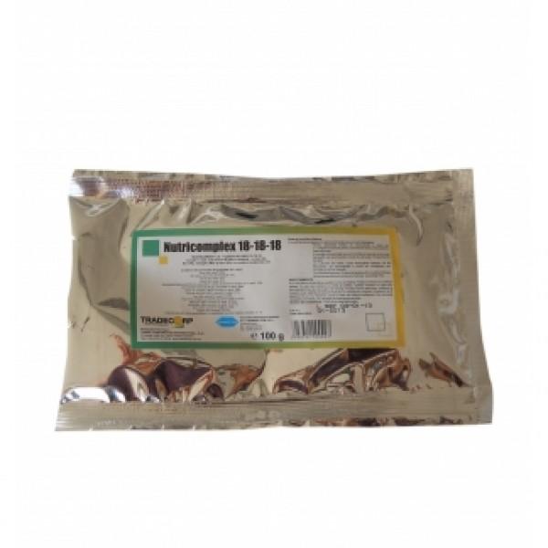 Ingrasamant foliar Nutricomplex 18-18-18, 2 Kg, Trade Corp