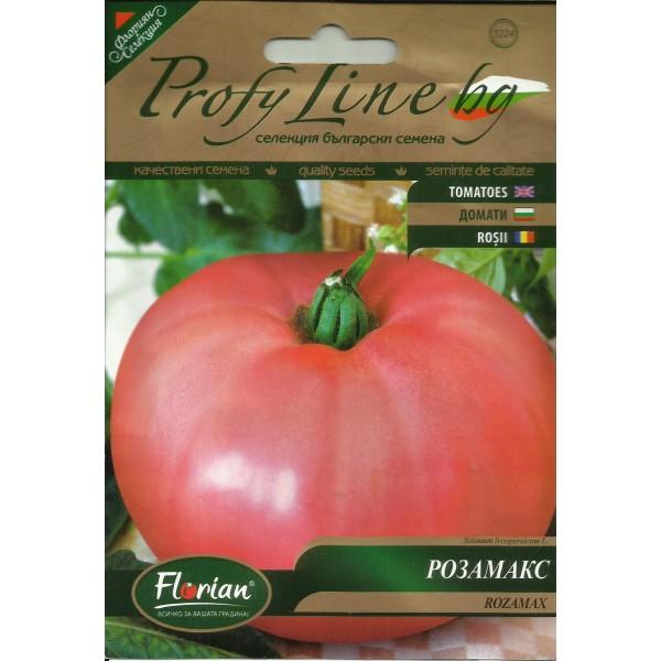 Seminte de tomate gigantice Rozamax, Florian, 0,5 grame
