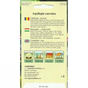 Seminte de flori caldarusa mix, 0,30 grame