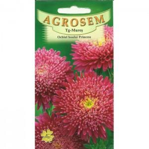 Seminte de flori ochiul boului princess rosu 0,5 grame