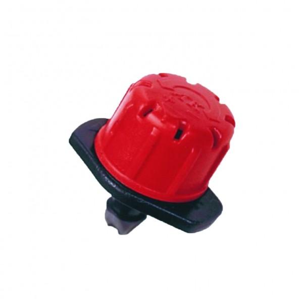 Picurator reglabil pentru sisteme de irigat, tip Ardas, debit variabil 0-70 litri/h, Palaplast