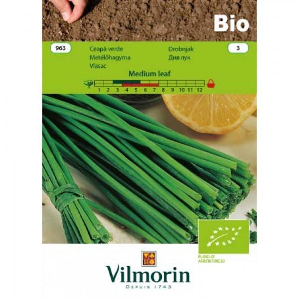 Seminte bio de arpagic Civette, 1,8 grame, vilmorin
