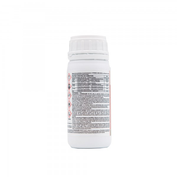 Insecticid Cyperguard 25 EC, 100 ml, Arysta