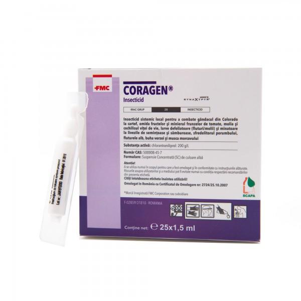 Insecticid Coragen, 1,5 ml, Du Pont