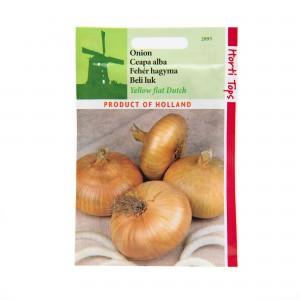 Seminte de ceapa alba, 2 grame, Horti Tops
