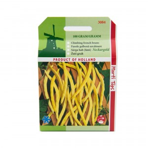 Seminte de fasole Neckargold, 100 grame, Pieterpikzonen