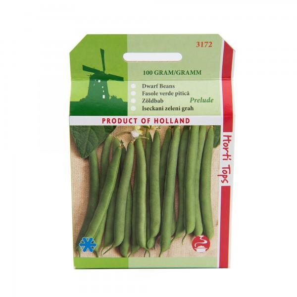 Seminte de fasole Prelude, 100 grame, Pieterpikzonen