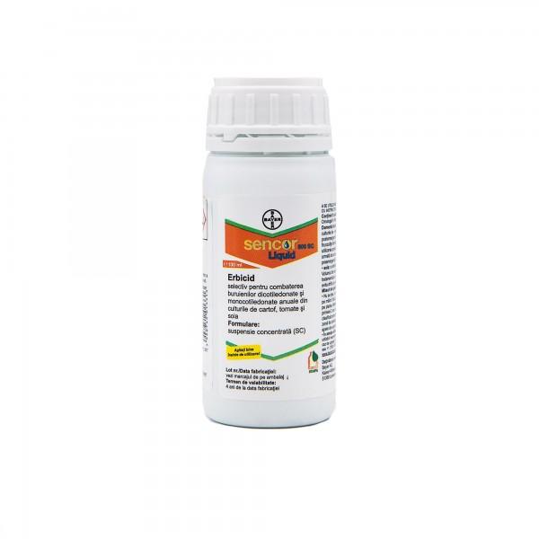 Erbicid Sencor 600 SC, 100 ml, Bayer Crop Science