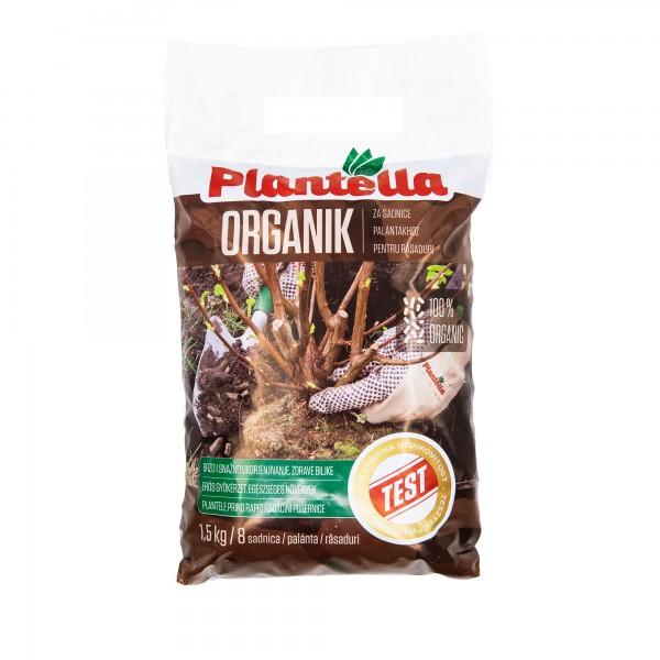 Ingrasamant Organik pentru rasaduri, gainat de gaina 67% materie uscata, 1,5 Kg, Unichem