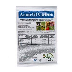 Fungicid Armetil Cobre, 25 grame, Solarex