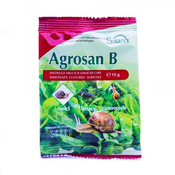 Moluscocid Agrosan B, 15 grame, Kollant