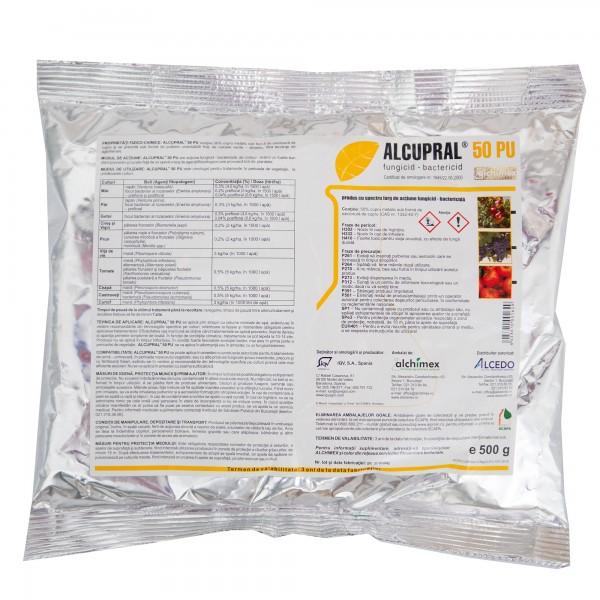 Fungicid Alcupral 50 PU, 500 grame, Alchimex