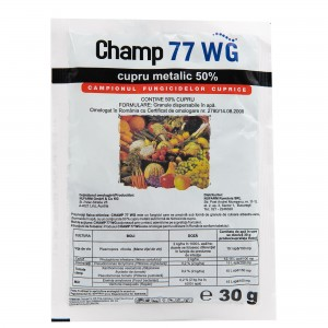 Fungicid Champ 77 WG, 30 grame, Nufarm