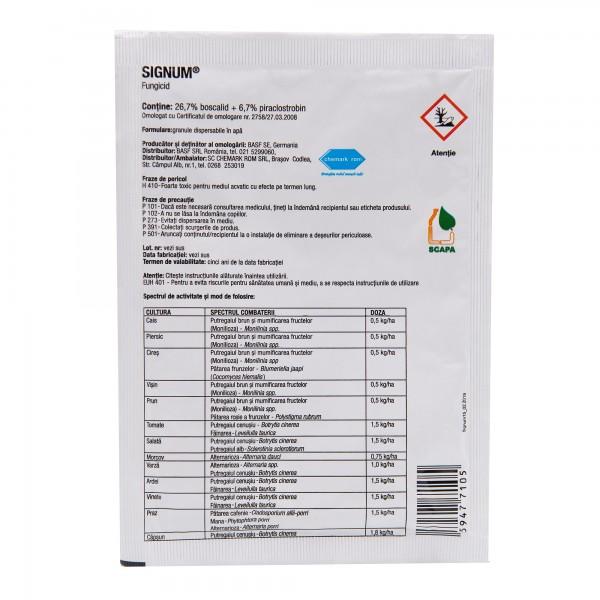 Fungicid Signum, 15 grame, Basf