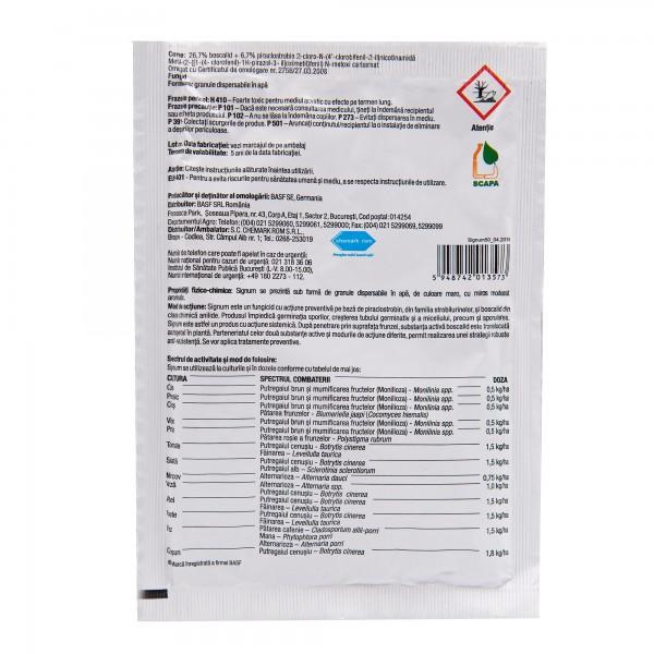 Fungicid Signum, 50 grame, Basf