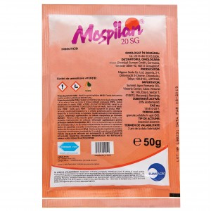 Insecticid Mospilan 20 SG, 50 grame, Nippon Soda