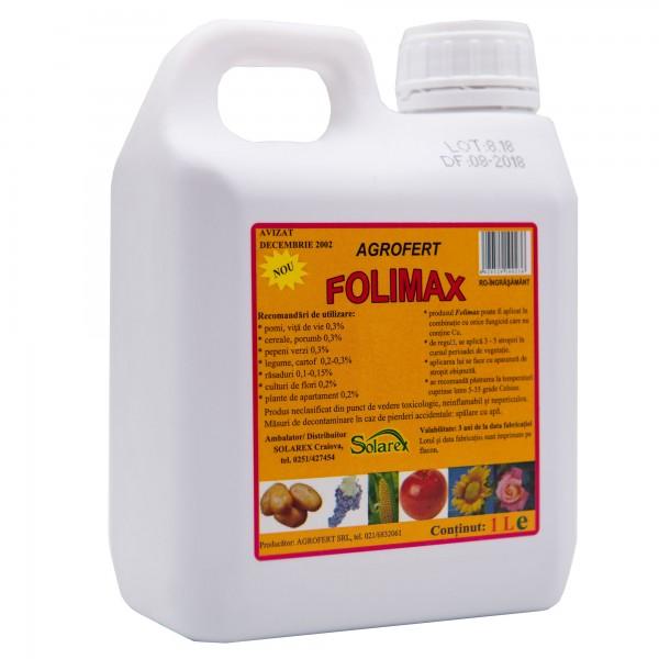 Ingrasamant foliar Folimax, 1 litru