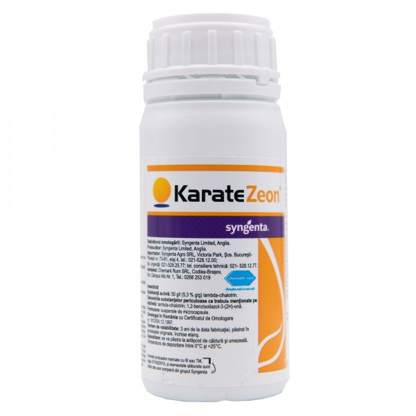 Insecticid Karate Zeon, 100 ml, Syngenta