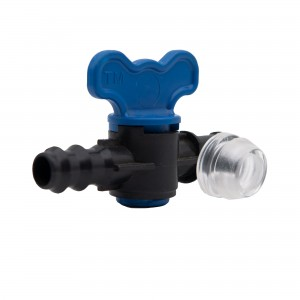 Robinet picurare tub + garnitura, 16 mm