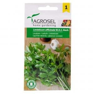 Seminte de leustean, 0,70 grame, Agrosel