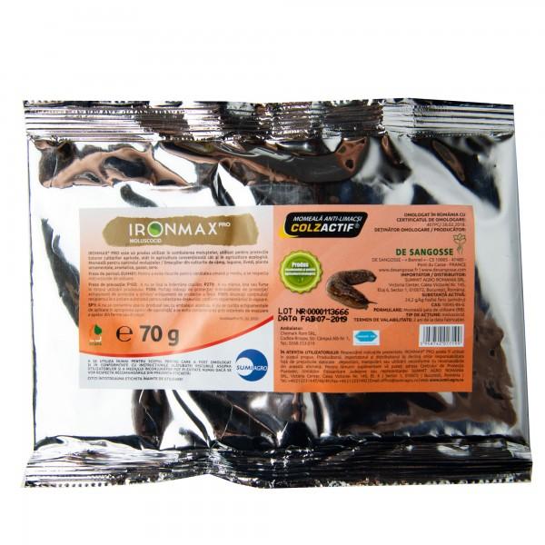 Moluscocid Ironmax Pro, 70 grame, De Sangosse