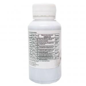 Biostimulator pe baza de aminoacizi organici Green 80, 100 ml, SemPlus
