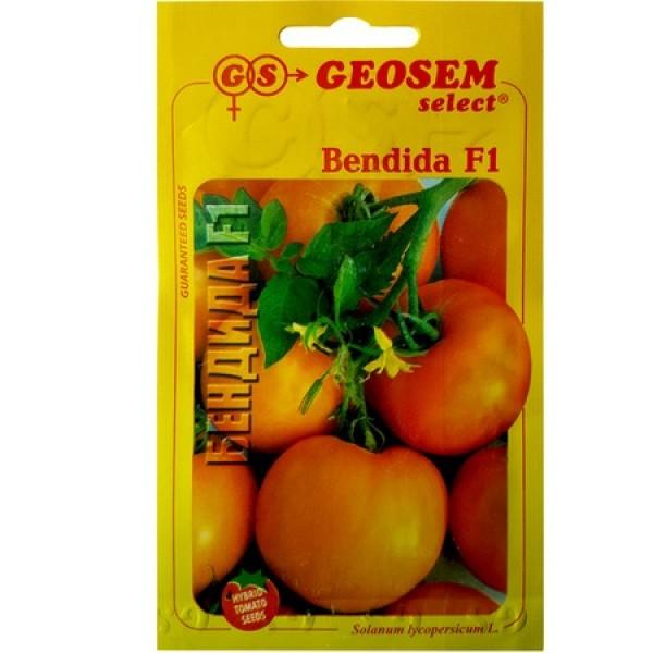 Seminte de tomate Bendida F1, 50 seminte, Geosem Select