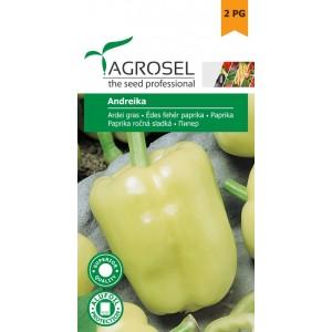 Seminte de ardei gras romanesc Andreika, 1 gram