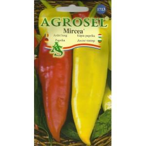 Seminte de ardei kapia semitimpuriu Mircea, 1 gram, PG-2, Agrosel