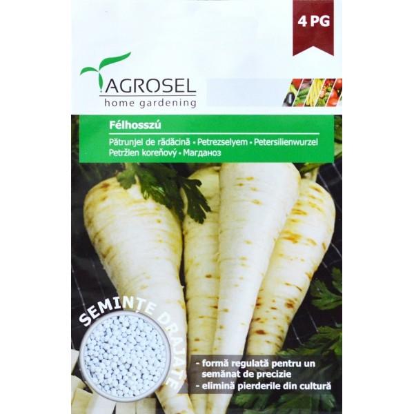 Seminte drajate de patrunjel pentru radacina Felhosszu, 370 seminte, Agrosel
