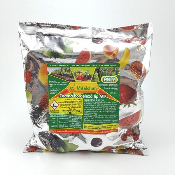 Fungicid zeama bordeleza, 1 Kg, Mifalchim