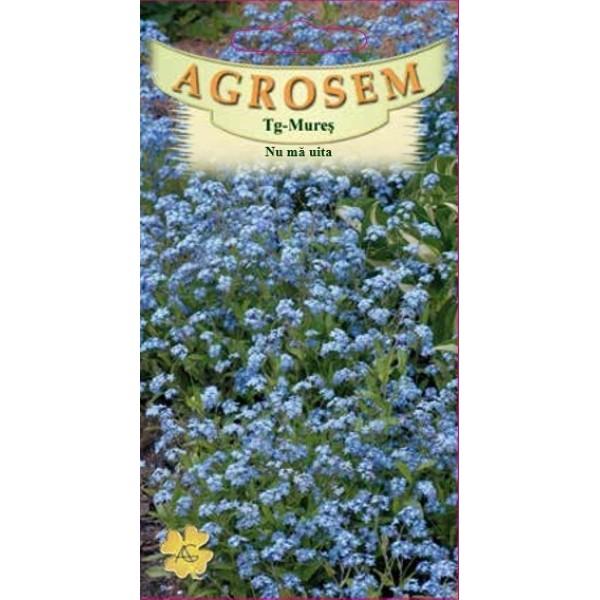 Seminte de flori ,, nu ma uita '' 0,25 grame, Agrosem
