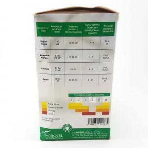 Seminte de mazare Selectie - 4 X 250 grame