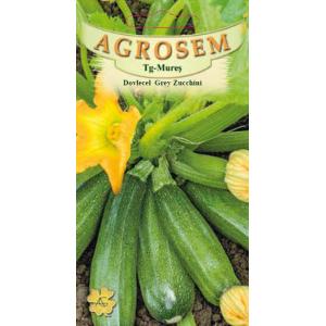 Seminte de dovlecel grey zucchini, 3 grame
