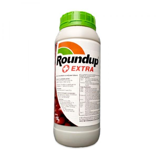 Erbicid Roundup Extra 1 litru, Bayer Crop Science